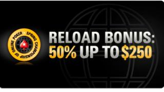 reload bonus scoop