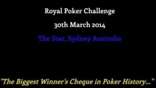 royal poker challenge