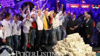 wsop main event 2011 final table party this is it