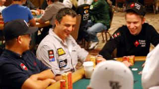 wsop happy laugh
