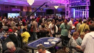 Barcelona Poker Floor