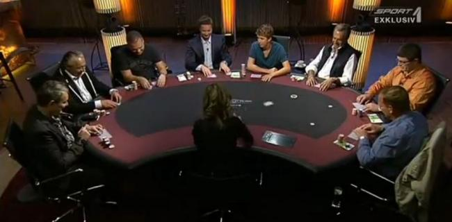 German High Roller 2012 - Staffelfinale