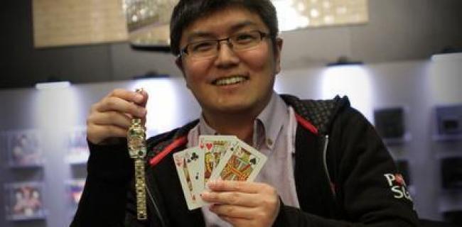 WSOP-Braceletgewinner Naoya Kihara an der Spitze des Pokerbooms in Japan