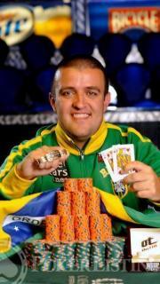 Andre Akkari WSOP Winner