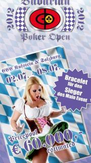 Banner Bavarian Poker Open
