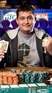 Mikhail Lakhitov WSOP Winner