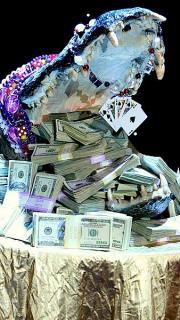 money crocodile