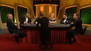So sah die Besetzung der 41. TV Total Pokernacht aus