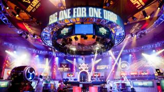 WSOP Big One for One Drop 2014