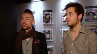 George Danzer und Dominik Nitsche im Interview