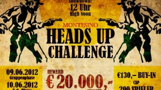 Logo Montesino Heads Up Challenge