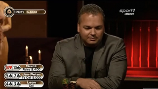 Jan-Peter Jachtmann bei German High Roller