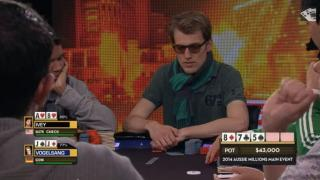 Christoph Vogelsang vs. Phil Ivey beim Aussie Millions Cash Game 2014