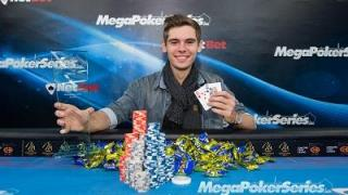 Fedor Holz Mega Poker Series Wiener Neustadt 2014