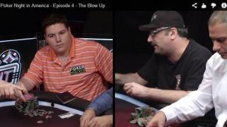 Der Mike Matusow Blow-Up bei Poker Night in America
