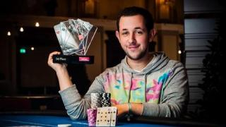 Artur Koren No-Limit Hold'em EM Baden 2014