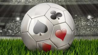 Fußball und Poker1