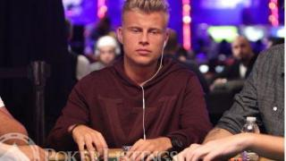 Jens Kyllönen WSOP 2014