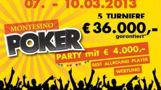 Montesino Poker Party