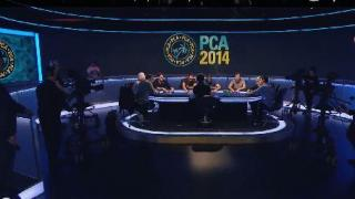 PCA 2014 Folge 6 Feature Table