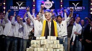Pius Heinz WSOP Main Event Bracelet Gewinner