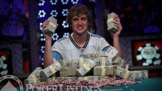 Ryan Riess Wins 2013 WSOP Main Event