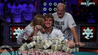 Ryan Riess Wins 2013 WSOP Main Event 17