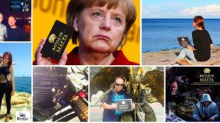 Collage Battle of Malta Fotowettbewerb