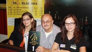Sieger Montesino Gesamtwertung