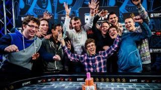 Das Siegerbild der WPT Wien 2014