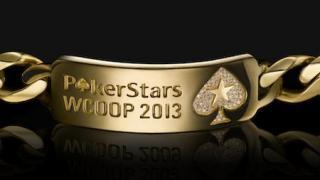 WCOOP 2013 Bracelet