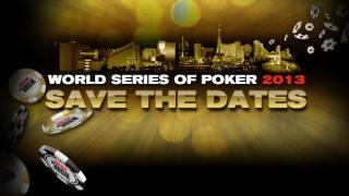 WSOP2013schedule