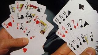 Chinese Poker Hand