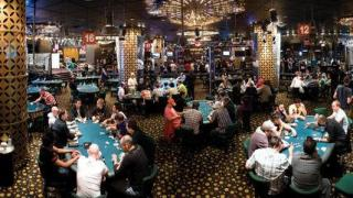 crown casino poker floor