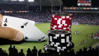 football poker