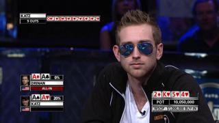 Connor Drinan wurde Opfer des teuersten Bad Beats der Pokergeschichte