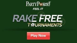 partypoker rake freeparty