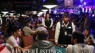 Bubble WSOP Main Event