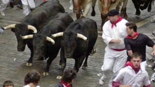 three triple bulls