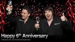 titan anniversary