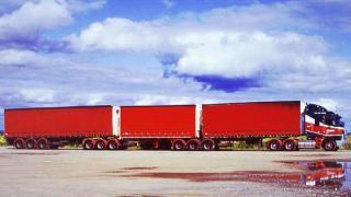 triple truck