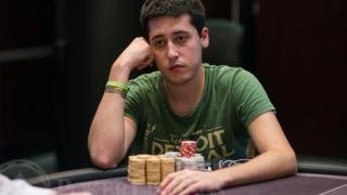 Adrian Mateos Diaz2013 WSOP EuropeEV0710K NLH Main EventDay 3Giron8JG2652