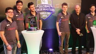 Team Italy Global Poker Masters 2015