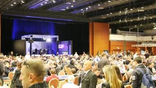 EPT Prag Poker floor