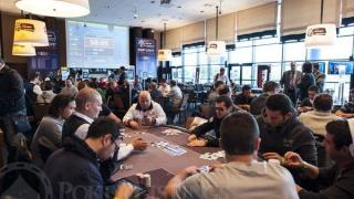 Tournament Area2013 WSOP EuropeEV021K Re entryDay 2Giron7JG8773