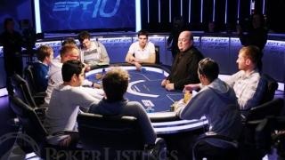 EPT Grandf final 2014 finale table 9 players