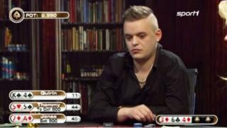 Thommy Qualifikant German High Roller Poker