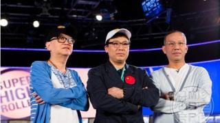 Von links nach rechts Richard Yong Fung und Paul Phua