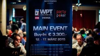 Das Main Event der WPT Wien beginnt heute!