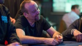 Die irische Pokerlegende Andy Black saß in Dublin am Final Table